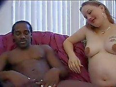 Hamile Babe kıçından siyah horoz alır