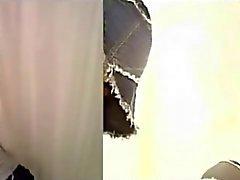 softcore asian changing room hidden cam voyeur