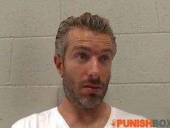 Punishbox - Naughty cop needs two big dicks