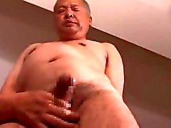 Japanin kypsä mies