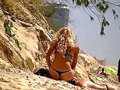 teen beach black thong