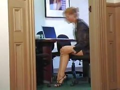 Spying on my hot boss