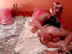 Denisa Blonde Fisting
