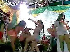Hot Arab dance eight group