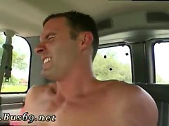 Straight boys uncovered free vid gay Trolling the bus stop