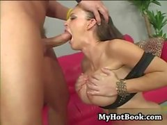 Jenna Presley is very anxious to show you her magn