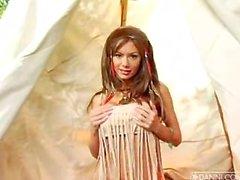 Von Crissy Moran HD schreiben Lap Dance Stripp Show Fully Akt