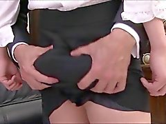 Kokoro Maki - Secretary groped by boss