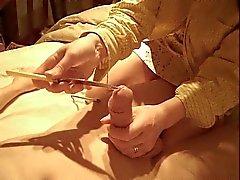 femdom faca de manteiga foda buraco galo prazer ejac