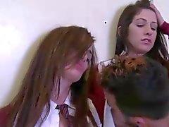 Lily Carter e Karina Branco Momento Precioso
