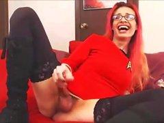 Lady In Red von Troc