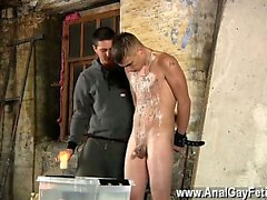 Gay clip of Dominant and masochistic Kenzie Madison has a ex