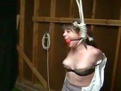 Elisabeth Andrews bondage