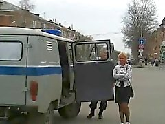 Russian police 666