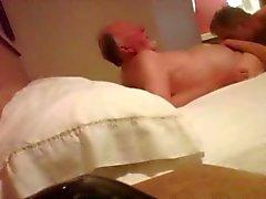 Piilotettuja cam 86vuotta vanha ukki huomi- motellihuoneessa