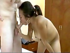 Sandra - Filipino girls taking big white dicks