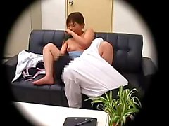 Hidden cam Japanese sex
