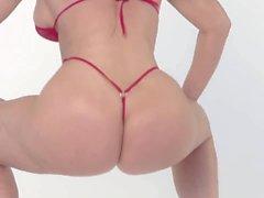 Nicole Coco Austin Hot Düzgün vücutlu Kasa