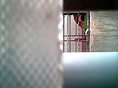 voyeur indian college girl bath part-1