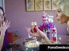 1960-luvun Duo Puma Swede & Veronica Avluv Pussy Pie leipoa!