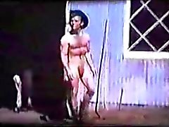 Dei gay epoca 50 - allenamento di Corral