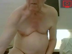morfar runkar & cum