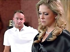 Pretty Cali Carter sets up threesome with her mom in law