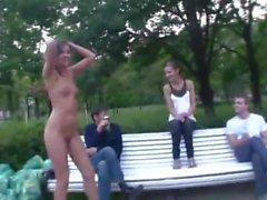 Nude in public xxxx