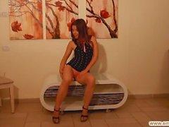 Emily 18 sexiga för musikvideo