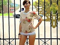Jeny Smithille pohjattomaan julkiset Flash , ei ole lieve , eivät muut alushousut