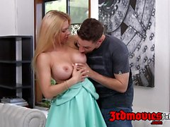 Rachel Roxxx Getting Pounded Hard