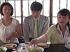 японская Пожилая