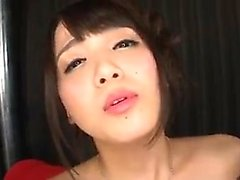 Vis MILF japonaises poilues pour une éjaculation