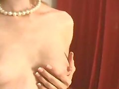 Lactating Tits and Pussy Play