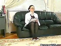 Dirty russa del sesso Avere