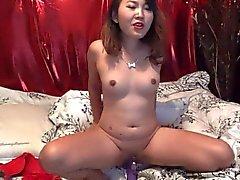 Sweet Asian Petite Strip Cams