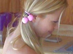 Allysin Chaines Tonåring Never Say Ingen