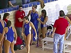 more asses on waterpolo