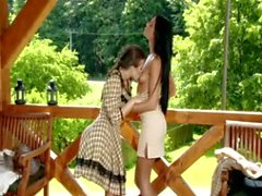 A Ashley Bvlgari & Her Lesbian Lover