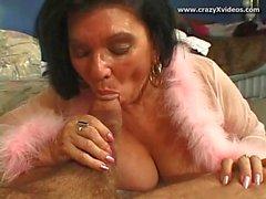 Naughty naught granny