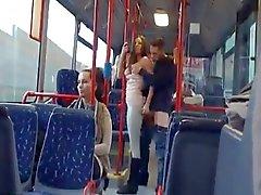 PornStar Bonnie Shai Having Public Sex in the