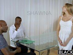 Annerita Personal Assistant Shawna Lenee ama gli uomini neri