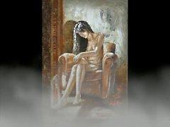 Nacimiento de la Sensualite - El arte erótico y música de