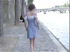 Parisian Street Nudity