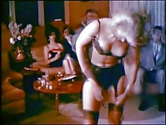Hot wife's striptease: Wife Swappers (1965 softcore)