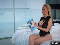 BLACKED Nikki Benz Craves valtava BBC