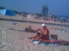 Compilation Sunny Beach, Bulgaria 2015-08-13,14,15