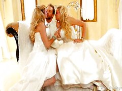 Briana Banks and Kelly Madison Wedding