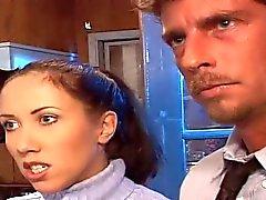 Babysitter mit ihrem Freundin Gangster by PACKMANS