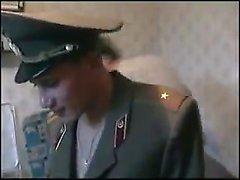 Sowjetische Truppen und Papa
